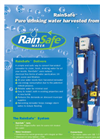 RainSafe Product Info