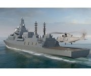 DESMI Whole Ship Pump Integrator on Board UK Royal Navy's New Type 26 Frigates