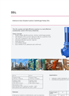 DESMI - Model DSL - Vertical in-line Double Suction Centrifugal Pump Brochure