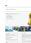 DESMI - NSL - Vertical In-line Centrifugal Pump - Brochure