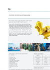 DESMI - SA - Horizontal Self-Priming Centrifugal Pump - Brochure