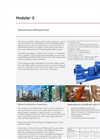 DESMI - Model Modular S Series - Self-Priming Centrifugal Pump Brochure