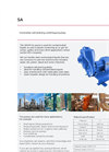 DESMI - Model SA - Horizontal Self-Priming Centrifugal Pump Brochure