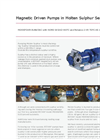 ROTAN - MD101EFDK-1U33 - Magnetic Driven Pumps - Brochure