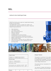 DESMI - Model NSL - Vertical Centrifugal Pump Brochure