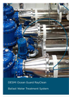 DESMI Ocean - Model RayClean - Ballast Water Treatment System - Brochure