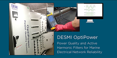 DESMI - OptiPower for Marine and industrial installation