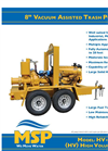 Model DD6 - 6″ High Volume Skid Pump  Brochure