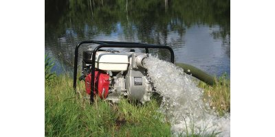 MSP - Model PT Series - Portable Trash Pump