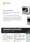 Wallbox Micropack - - Micropack System  Brochure