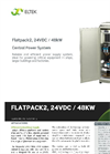 Model HE 48V 230V 1500VA 1200W - Rectiverter - Brochure