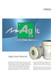 mAgic - - Microbond Assembly Materials Brochure