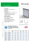 Hepa Filters - THE-LA-69 MM - Absolute Filters - Brochure