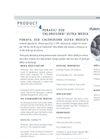 Purafil ESD - Chlorosorb Ultra - Crbon-based Media - Brochure