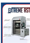 Extreme AST - HALT/ HASS - Repetitive Shock Low Frequency (RSL) Solenoid Controlled Impactor (SCI) Table Brochure