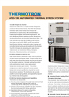 ATSS-130 - Automated Thermal Stress System Brochure