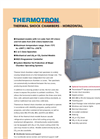 Thermal Shock Chambers – Horizontal Brochure