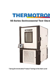 SE-Series - Environmental Test Chambers Brochure