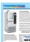 S/SM-4-S-8200 - Single Stage Environmental Test Chamber Brochure