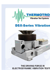 DSX-Series - Electrodynamic Vibration Testing Brochure