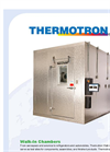 Walk-In Environmental Test Chambers Brochure