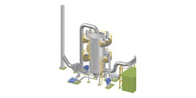 Wet ElectroStatic Precipitator (WESP)