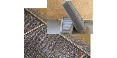 Wire Mesh Pads Mist Eliminators
