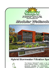 Modular Wetlands - Hybrid Stormwater Treatment System – Brochure