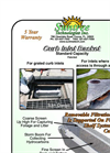 Curb Inlet Basket - Inlet Filter for Shallow Catchbasins – Brochure