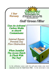 Golf Green Filter - Exfiltration System – Brochure