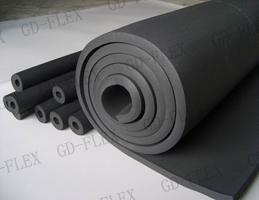 Model EPDM  - Cell Tube And Sheet Insulation