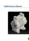 Model PSD Series - Air Operated Double Diaphragm Pumps- Brochure