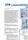 Model PFS-WM - Wedge Type Flow Meter Datasheet