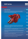 Model RDP Series - Pulverizer Brochure