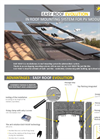 Model Easy Roof - Roof Mounting System Brochure