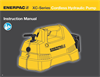 XC-Series - Cordless Hydraulic Pump - Instruction Manual
