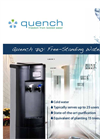 Quench - 710 - Low-Capacity Filtered Water Cooler – Brochure