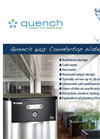 Quench - 640 - Sleek, Compact Countertop Water Cooler – Brochure