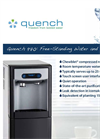 Quench - 970 - Ice–Water Dispenser – Brochure