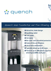 Quench - 770 - Sleek, Two-Tone Filtered Water Cooler – Brochure