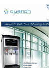 Quench - 740 - Medium-Capacity Filtered Water Cooler – Brochure