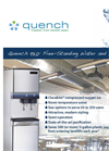 Quench - 980 - Highest Capacity Filtered Water Cooler and Ice Dispenser – Brochure