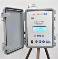 Instrumex MicroDustec - Model 500X - Dust Monitoring System