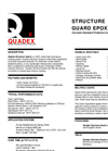 Quadex Structure Guard Epox Technical Data Sheet