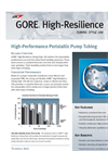 Gore - Model 100 - High-Resilience Tubing Style Datasheet