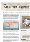 Gore - Model 400 - High-Resilience Tubing Style Datasheet