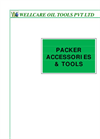Packer Accessories & Tools Catalog
