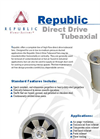 Tube Axial Blowers- Brochure