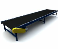 Different types of Belt Conveyors
