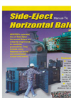 Horizontal Balers – Side Eject Manual